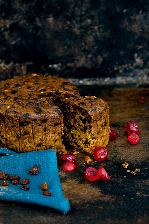 The Frostery's Fruit Cake, Cheshire, Lancashire & Manchester