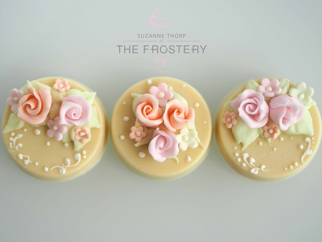 Personalised Edible Wedding Favours The Frostery