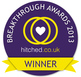 Award for best wedding cake designer: The Frostery, Cheshire, Lancashire and Manchester