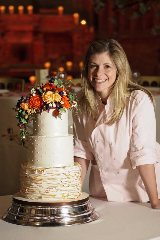 Suzanne Thorp from Extreme Cake Makers