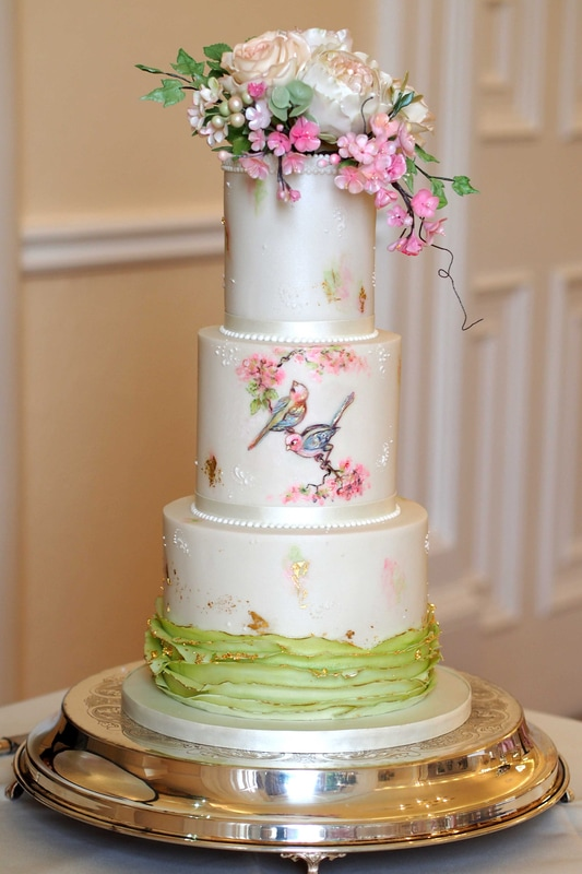 asian wedding cakes in manchester bespoke wedding cake design the frostery 10876