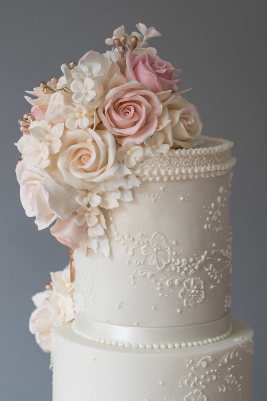 The Frostery Bespoke Wedding Cakes For Cheshire