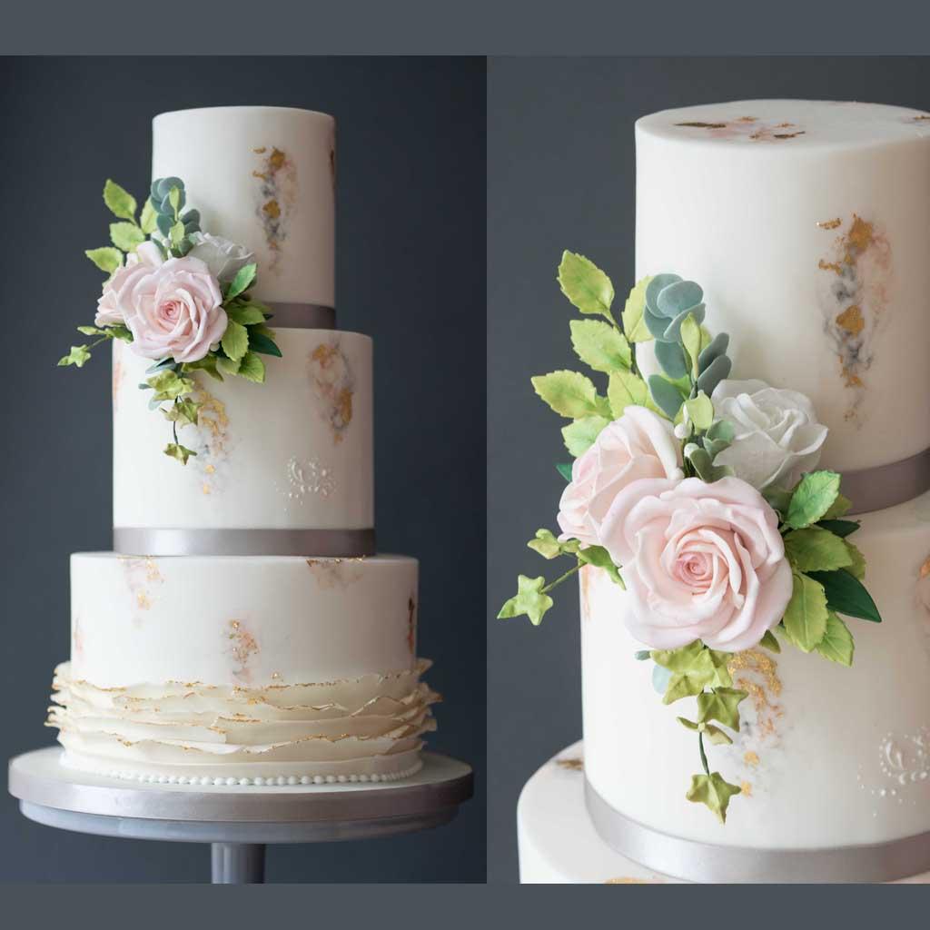 Wedding Cake Classes: The Frostery Wedding Cake Masterclass