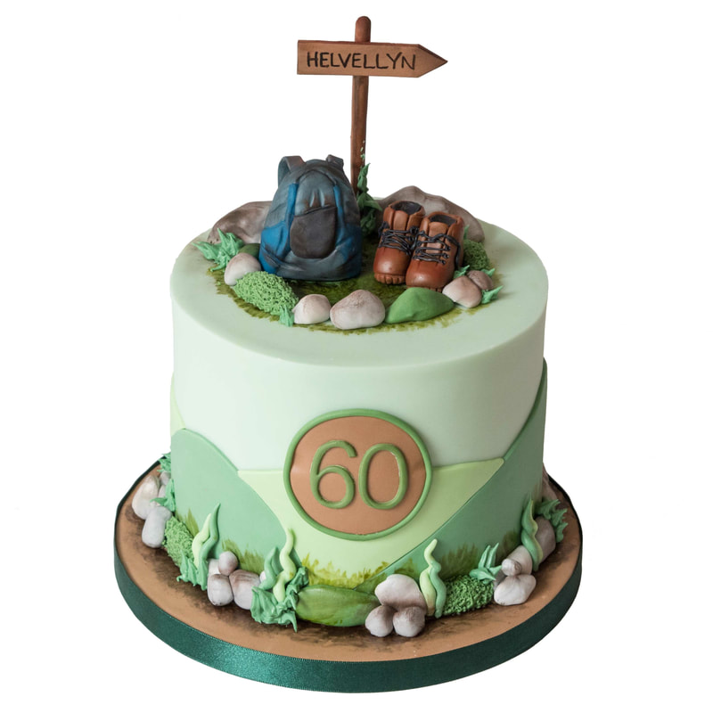 Celebration Cakes from Oldham - The Frostery
